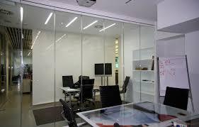 folding glass walls
