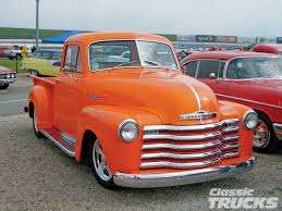 1952 Chevy/GMC Pickup Truck – Brothers Classic Truck Parts