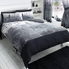 total fab new york city skyline bedding nyc themed bedroom ideas skyline comforter set fee