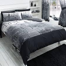 total fab new york city skyline bedding nyc themed bedroom ideas skyline comforter set fee