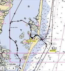 New Jersey Cruising Aboard Monk36 Trawler Sanctuary