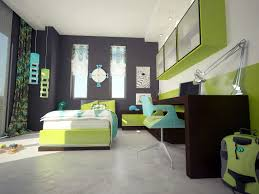 Modern Green Bedroom Black And Green Bedroom Designs Shaibnet