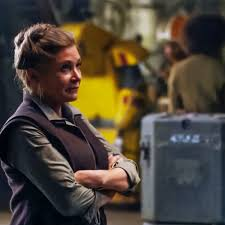 carrie fisher leia force awakens. Delighful Force Donu0027t Call Her Princess Carrie Fisher U0026 JJ Abrams On Leia In The Force  Awakens In T