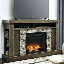 electric corner fireplace insert wood burning inserts with blower storage heater stand espresso infrared fir