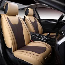 details about airbag deploy safe buick hideo custom full leather car seat cushion standard