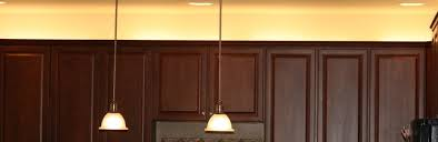 over cabinet lighting. New Home Project: Over Cabinet Lighting F
