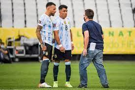"""الفيفا يتدخل أخيرًا بعد """"مهزلة"""" مباراة البرازيل والأرجنتين - اكسترا سبورت"""