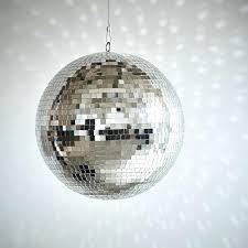 mirror ball chandelier disco stand tom dixon