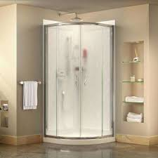 shower cubicles plan. Shower Stalls Kits Showers The Home Depot Throughout Enclosures Designs 4 Cubicles Plan
