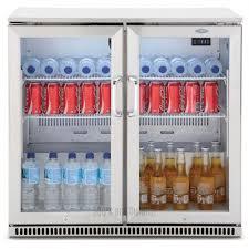 beefeater outdoor kitchen double door bar fridge 10 off