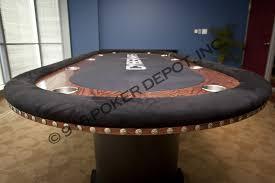 custom poker tables. 10 Foot Custom Poker Table Tables