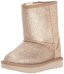 Ugg Big Kid Size Chart Ugg Kids Womens Classic Short Ii Glitter Little Kid Big Kid