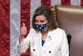 Shameless Speaker Pelosi creating a big ...