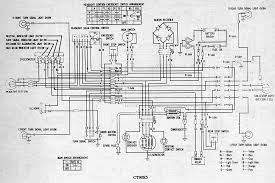 honda wiring diagram honda automotive wiring diagrams honda ct90 trail wiring diagram