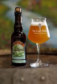 belgian beer is a gift from the s lost abbey has perfected it and behold liquid bliss