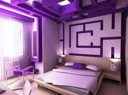 Purple Color Paint For Bedroom Bedroom Comely Home Interior Wall Colors Paint Ideas Room Purple