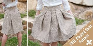 Free Skirt Patterns Awesome 48 Free Skirt Patterns Include Aline Skirt 48s Style Flared Skirt