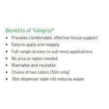 Tubigrip Elasticated Tubular Bandage Molnlycke Healthcare