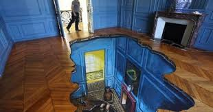 incredible 3d tiles turn kitchen and bathroom floors into works of art mirror