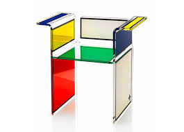 modern acrylic furniture. If Its Hip, Here: Acrila - Modern Acrylic Furniture That Goes OTYNORP D