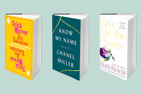Best Design Books 2019 Best Books Of 2019 Know My Name Trick Mirror Save Me The