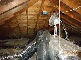 attic fans won t fix ice dams or anything else