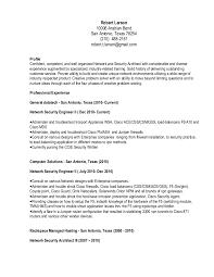 Ccna Cv Ccnp Fresher Resume