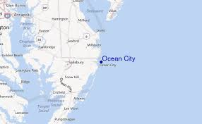 Ocean City Surf Forecast And Surf Report