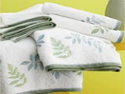 A Basic Guide To Bath Towels HGTV - Bathroom towel design