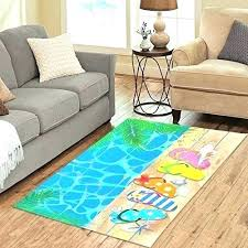 flip flop floor mats luxury rug and home decor wooden board with starfish area carpet car flip flop