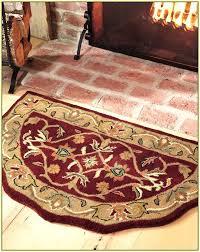 fireproof fireplace rugs fireproof hearth rug fireproof hearth rugs