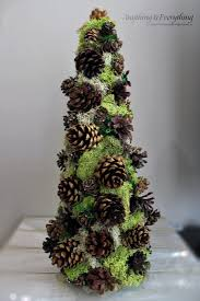 Hops For Decoration Pinecone Decorative Tree Trim The Tree Blog Hop Anything