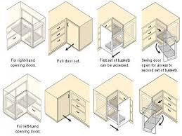 Ikea Kitchen Corner Cabinet Blind Corner Cabinet Organizer Youtube Best Home Furniture