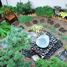 Small Picture Lawn Garden Marvelous Japanese Stone Garden Design In Small