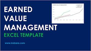 Earned Value Management Excel Template Tour