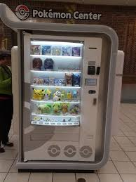 Pokemon Center Vending Machine Inspiration Very Informative Recent Gets Pkmncollectors