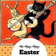 Image result for happy easter cat