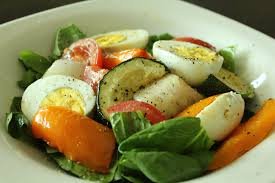 garden greens colon cleanse. Roasted Vegetable Salad Garden Greens Colon Cleanse I