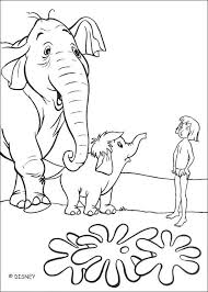 Small Picture Jungle Book Coloring Pages Coloring Coloring Pages