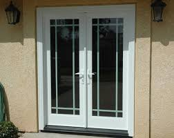 hinged patio door with screen. Doors, Awesome Replacement French Doors Hinged Patio White Door Lamp: Astonishing With Screen