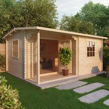 home office cabin. Mercia 6m X 5m Home Office Executive Plus Log Cabin K