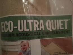 eco ultra quiet premium acoustical underlayment. Modren Premium Eco Ultra Quiet Premium Acoustical Underlayment General In San To U