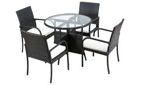 patio table and chairs rattan rattan wicker garden patio set chairs round table rattan garden patio