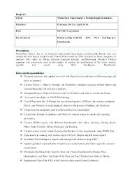 Business Analyst Resume Objective Business Analyst Resume Example ...