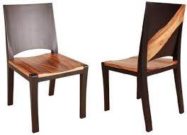 modern chic dining chairs