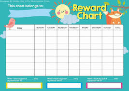 Child Incentive Chart 48 Genuine Behavior Chart For Toddler Printable