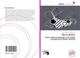 Back Boiler Design Back Boiler 978 620 1 17925 7 6201179259 9786201179257