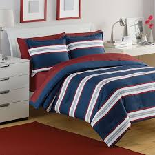rugby stripe bedding 52 best trey s bedroom images on