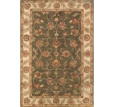 modern home and office furniture handtufted golden collection gold 803 dark green beige traditional oriental rug