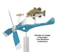 Whirligig Patterns Simple Wind Action Project Patterns Bass Whirligig Wood Project Plan